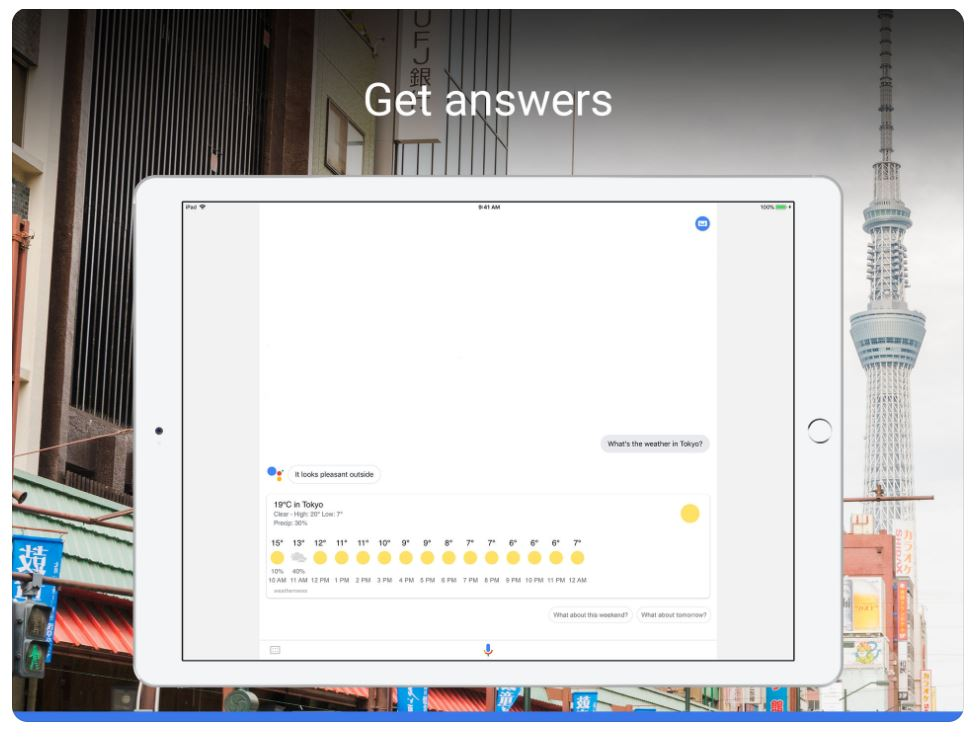 Google Assistant Is Now Available On Ipad Download