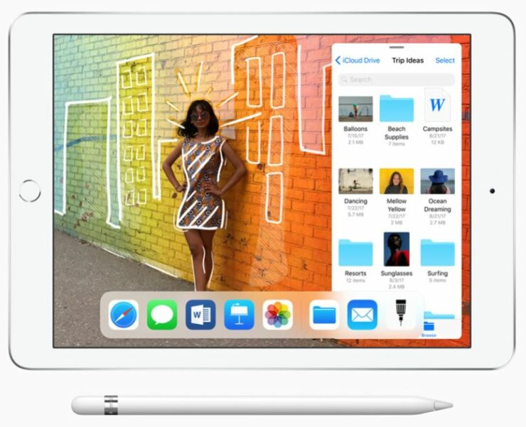 IWork Finally Getting a Much-Needed Update, Apple Pencil Support