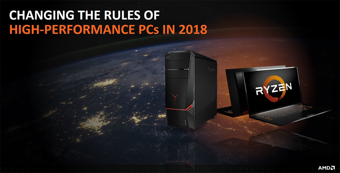 AMD Aggressively Taking CPU Share From Intel, Reportedly on Track to Return  to its Athlon64 Heydays