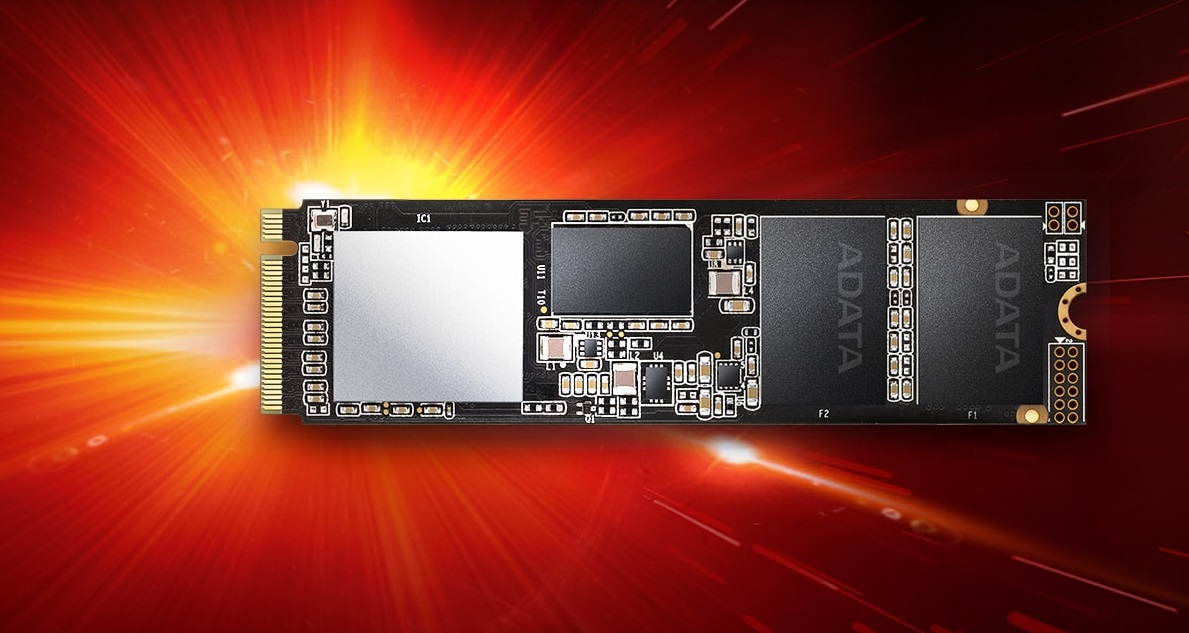 992083e16daa ADATA Launches Gaming XPG SX8200 m.2 PCIe SSD 3200MB s Read