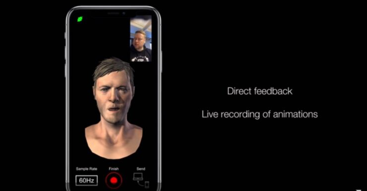 Developers Of The Walking Dead Mobile Game Use iPhone X