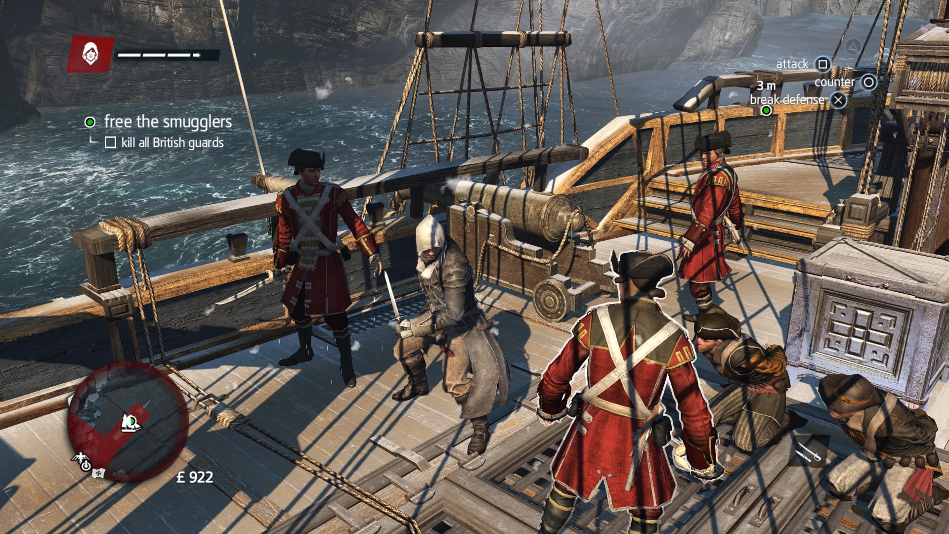 Assassin S Creed Rogue Remastered Review From Zero To Hero