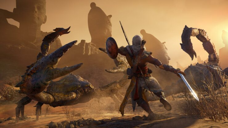 Αποτέλεσμα εικόνας για Assassin's Creed Origins: Curse of the Pharaohs