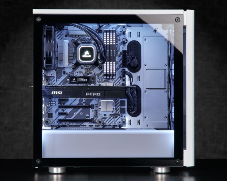 Corsair Releases New H60 2018 120mm Aio Liquid Cooler