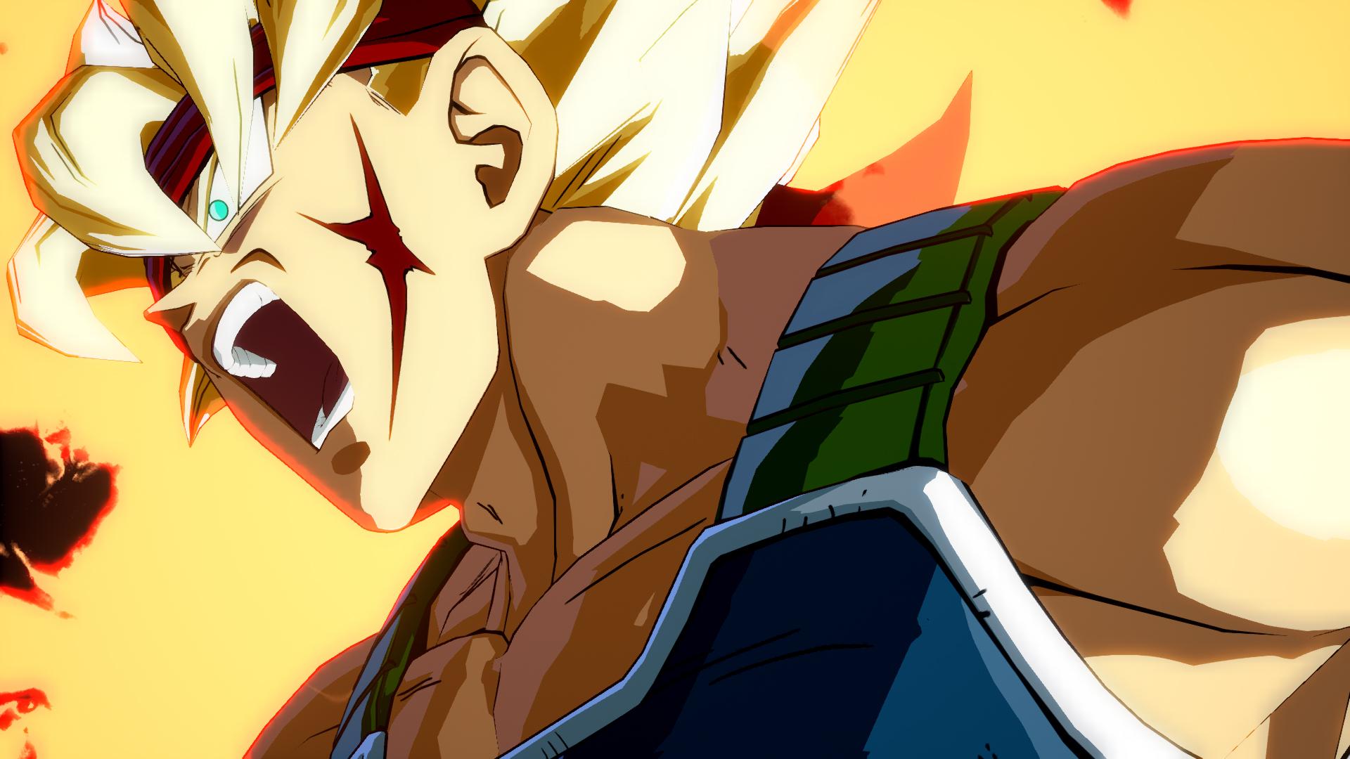 Dragon Ball FighterZ Bardock Saiyan
