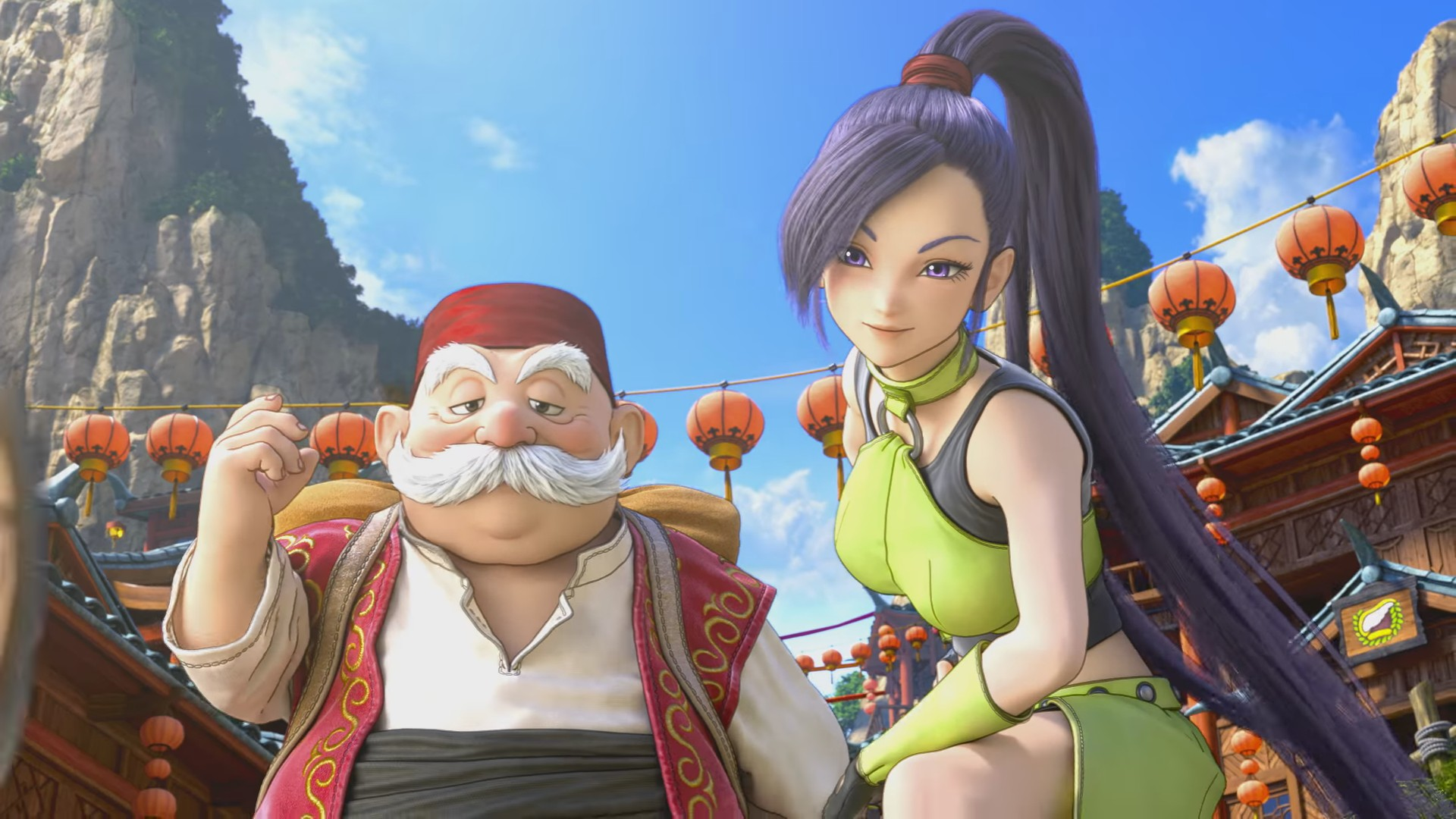 Dragon Quest Xi Designer Explains Why The Game Isn T Fully Open World And His Preference For Silent Protagonists