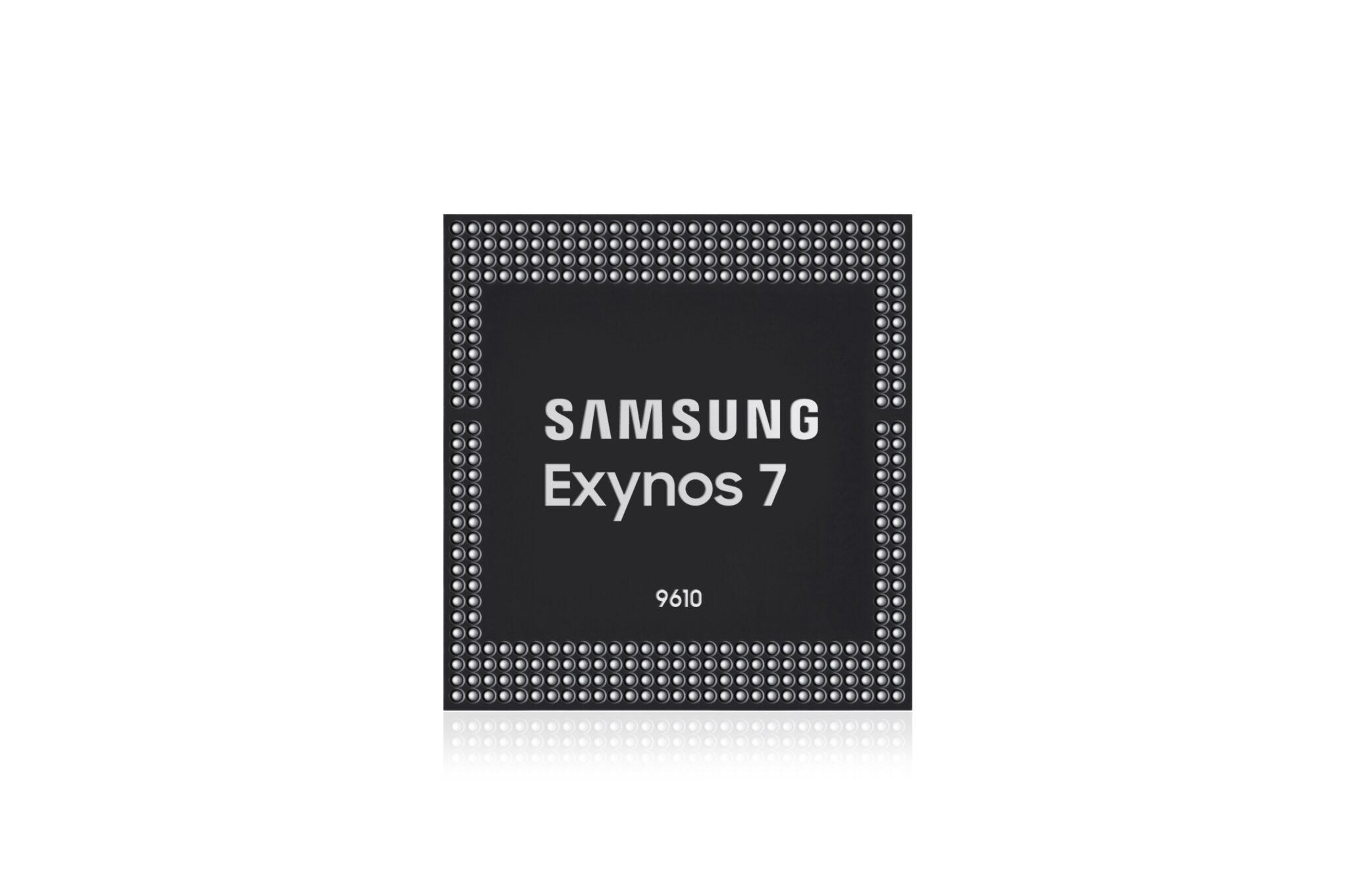 The Samsung Exynos 7 9610 Is O...