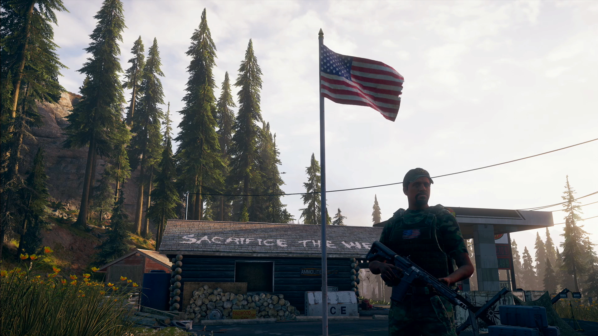 Far Cry 5 Review Montana Is Pure Open World Bliss