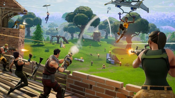 Fortnite Patch 3.4.4 PS4