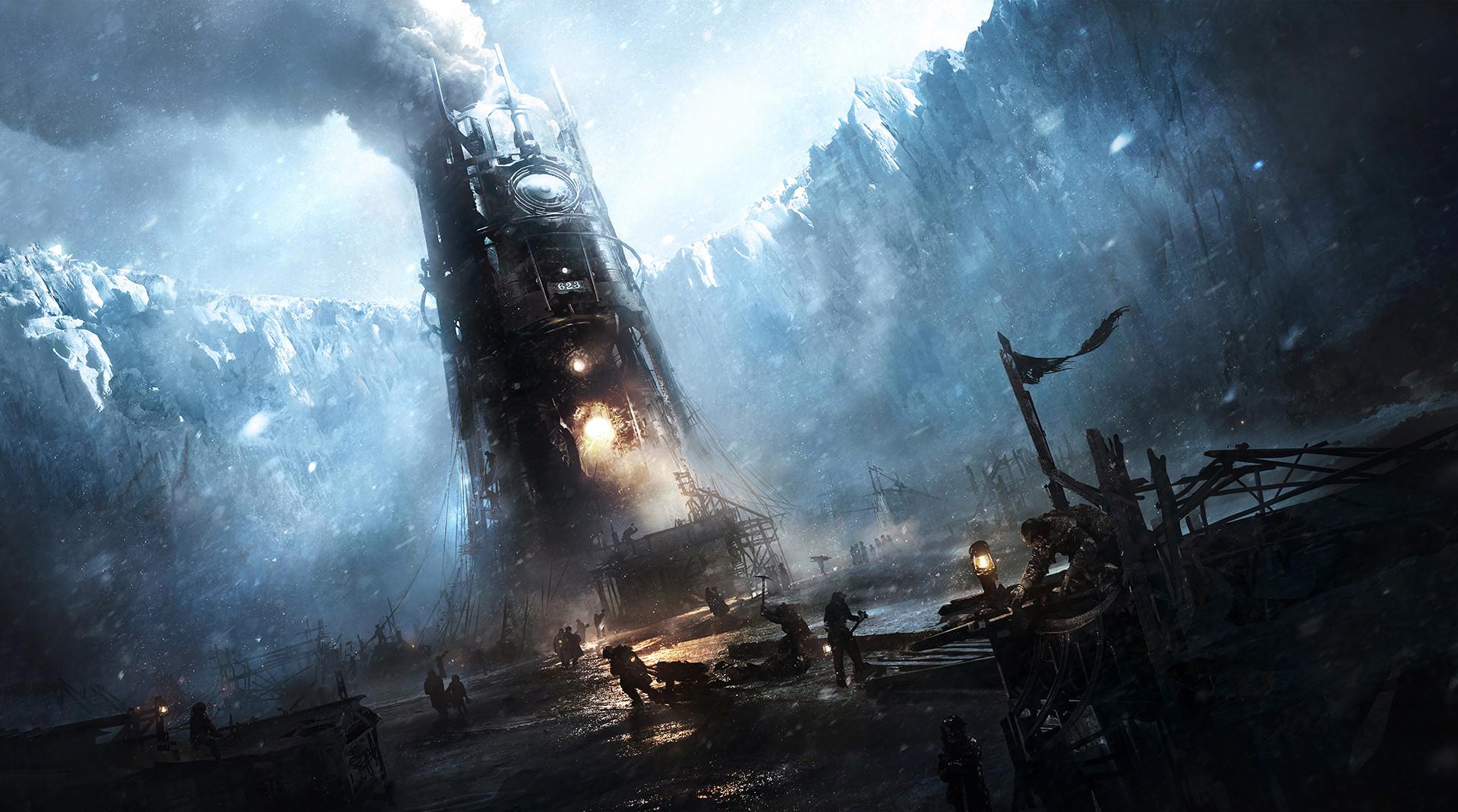 Image result for frostpunk