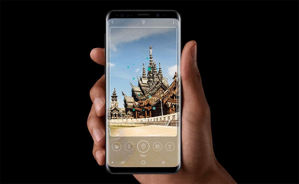 SAMSUNG GALAXY S9 4K