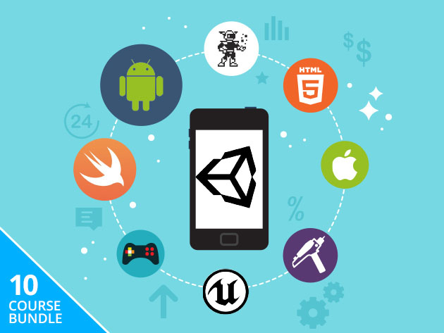 Master Game Development Bundle