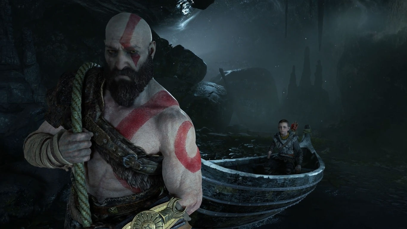 "God of War New Game Plus Is Replaced By Something ""A ..."