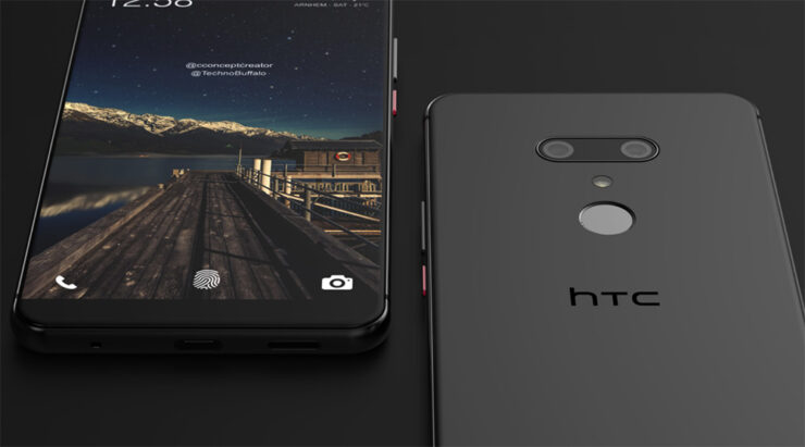 HTC U12 Plus renders impressive design