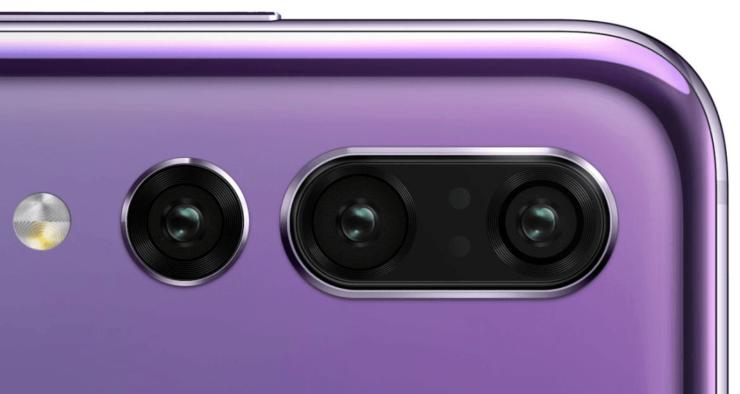 Huawei P20 Pro 40 MP rear camera