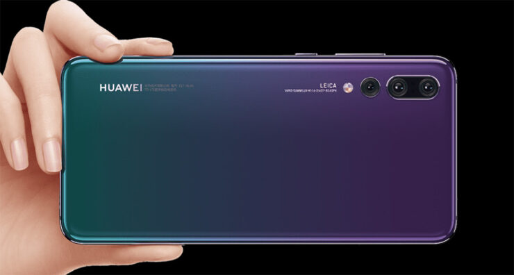 Huawei P20 P20 Pro dual triple camera upgrades