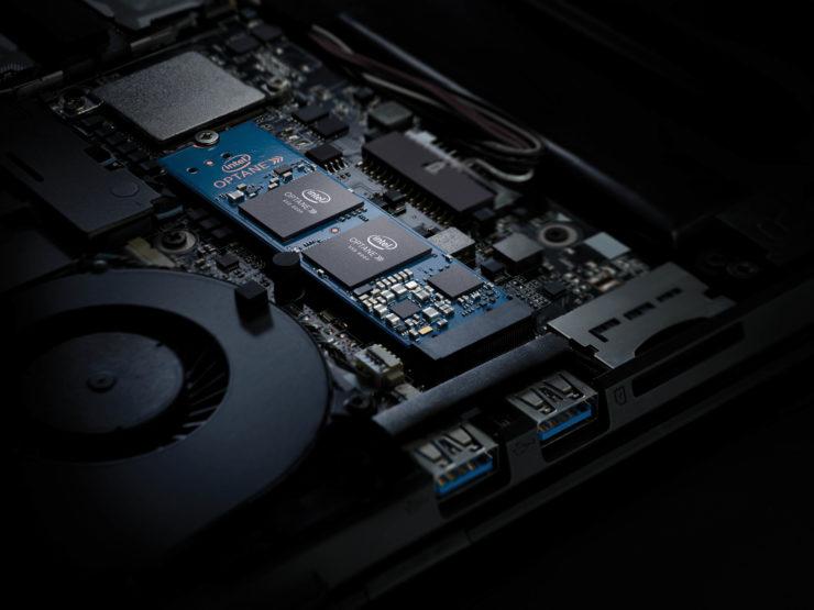 Kết quả hình ảnh cho Intel 800P Optane SSD