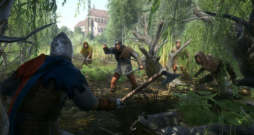 Kingdom Come Deliverance Pc Patch   And Free Dlcs Could Go Live Later Tonight Creative Director Says