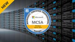 Lifetime MCSA Windows Server 2016 Bundle