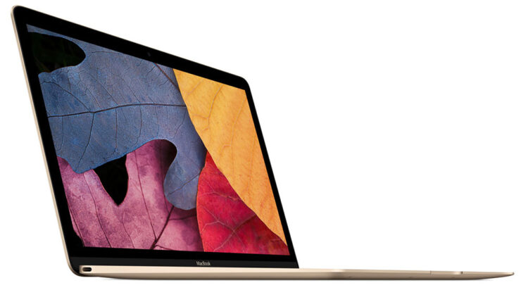 MacBook entry level Retina Display