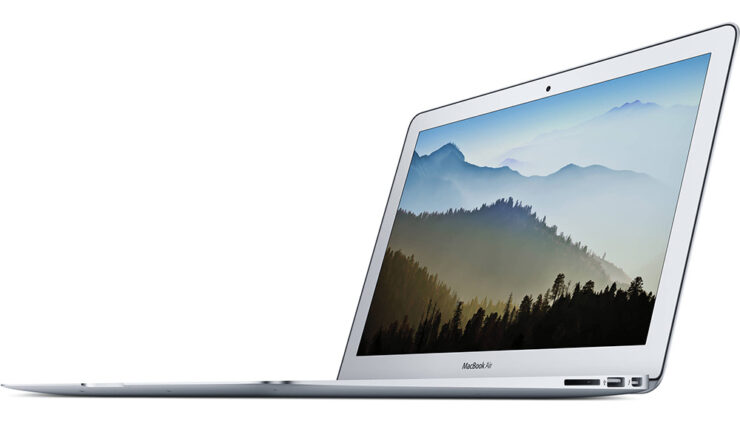 MacBook Air Q2 2018 unveiling