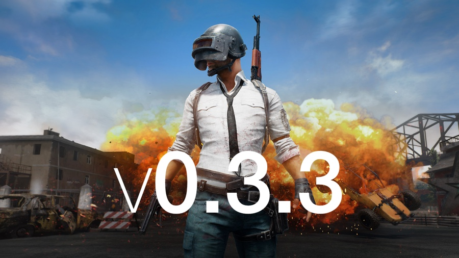 Download: PUBG Mobile 0.3.3 For IOS, Android Released