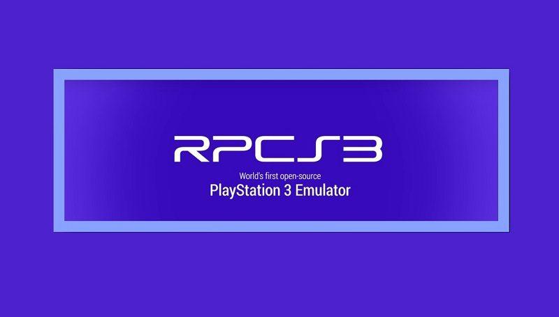 rpcs3 playstation 3 emulator