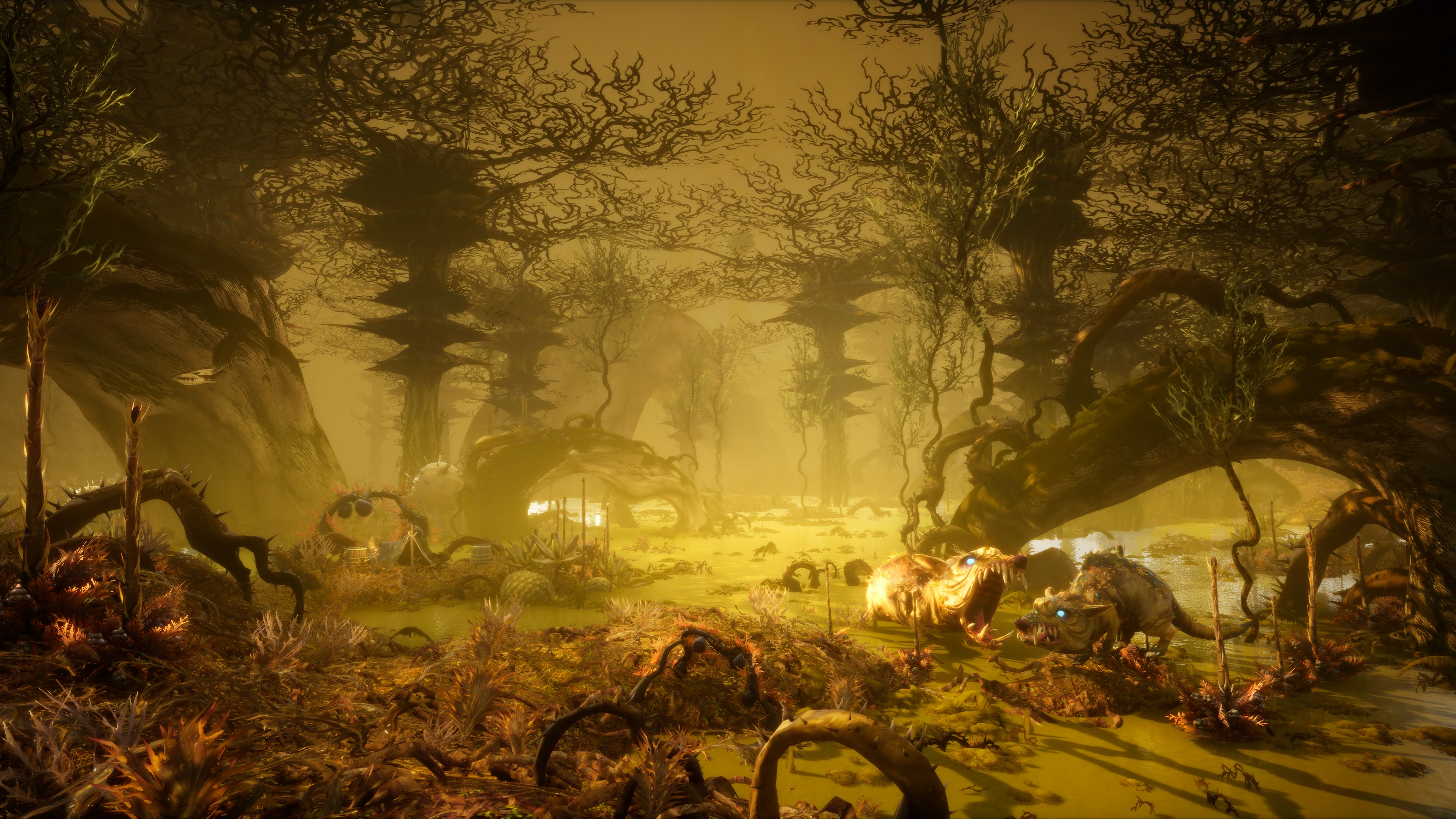 Fantasy Survival Game Rend Launches on Steam Early Access