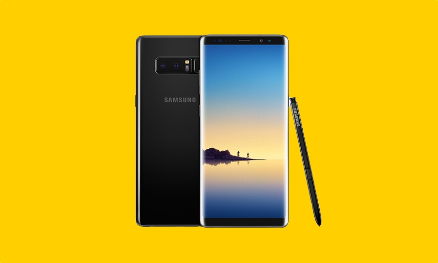 Android Pie Beta for Galaxy Note 8 Officially Released