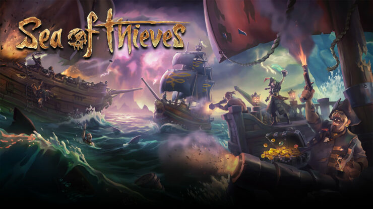 Sea of Thieves Xbox Game pass size xbox one