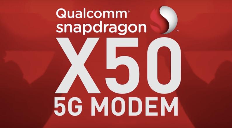 Snapdragon 855 Fusion Platform & Snapdragon X50 Modem Is in