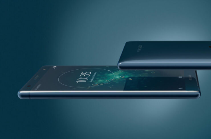 Xperia XZ2 better battery than other flagships