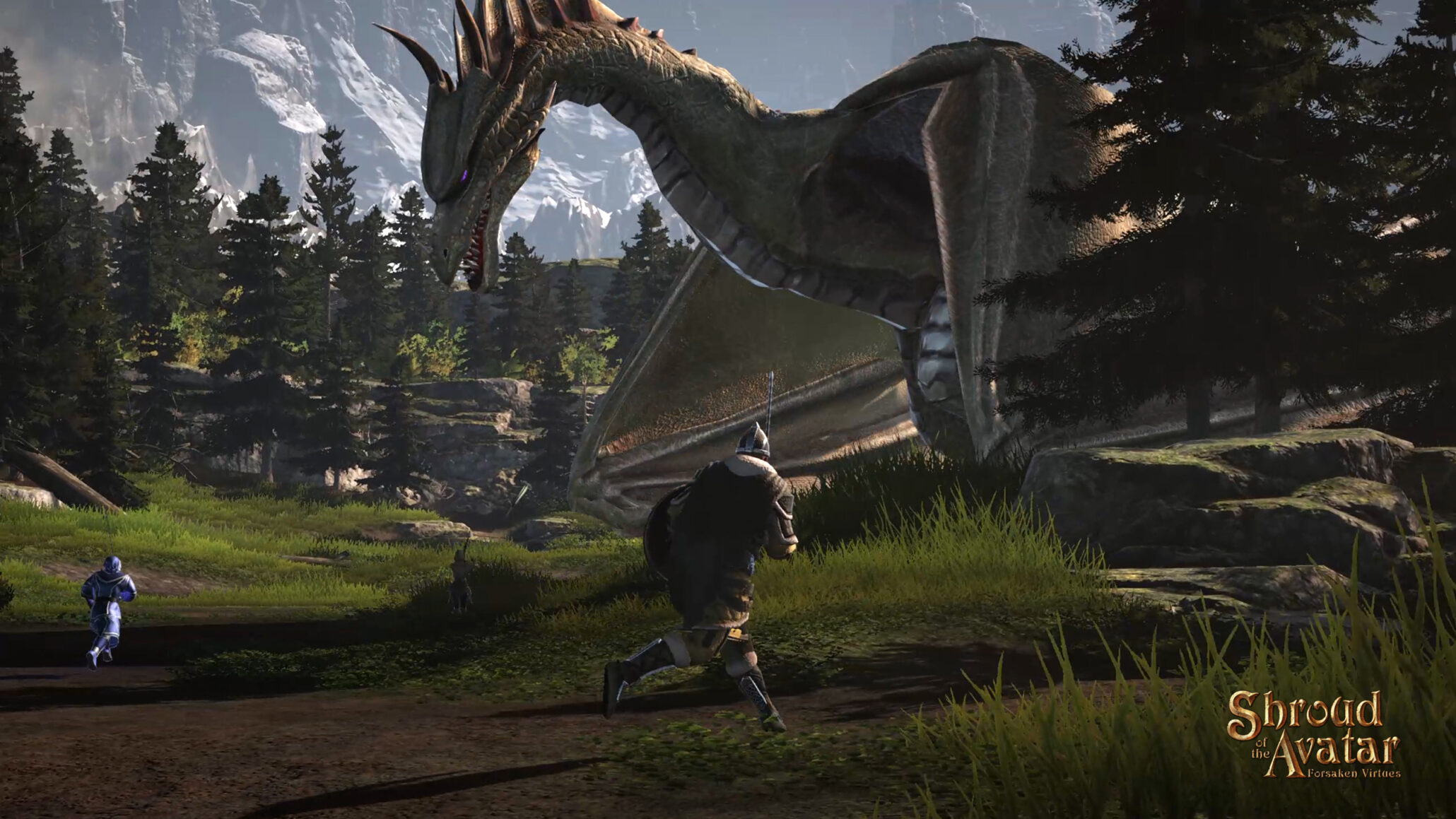 Richard Garriott's Multiplayer Fantasy RPG Shroud of the Avatar