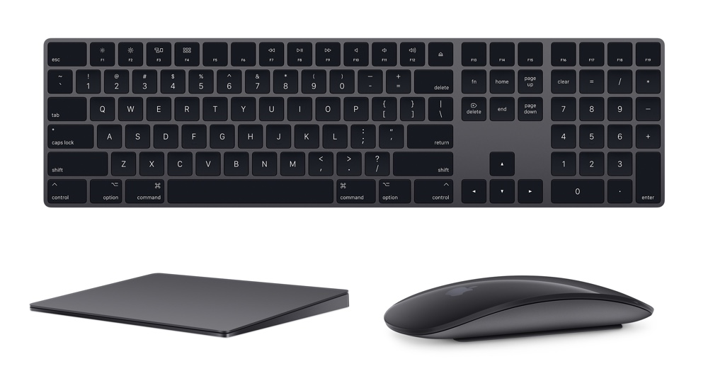 You Can Now Buy A Space Gray Magic Keyboard Trackpad Mouse 2