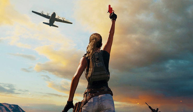 Pubg S Custom Mode Is Free For Now: PUBG To Begin Testing New 4x4 Map Next Week, Flare Gun