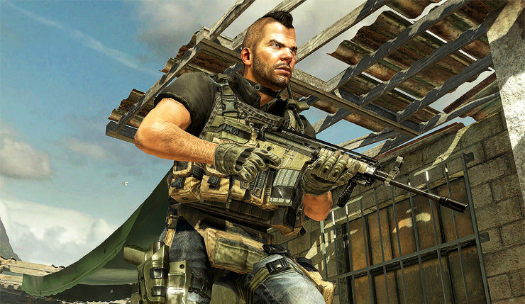 Call Of Duty Modern Warfare 2 Remastered Confirmed Axes Multiplayer