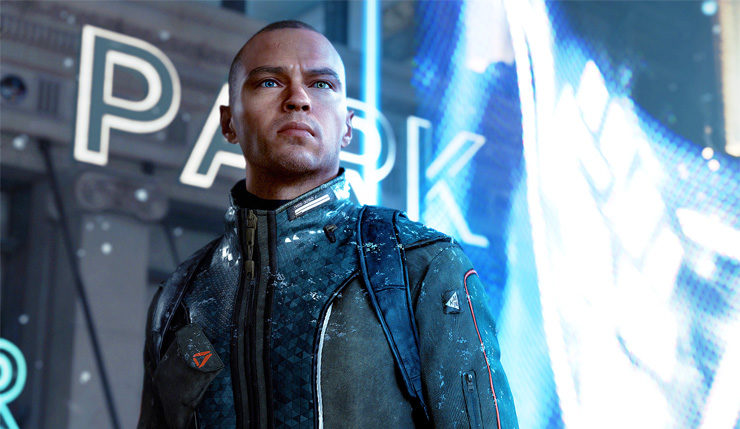Detroit Become Human PS4 Can now Be Preloaded