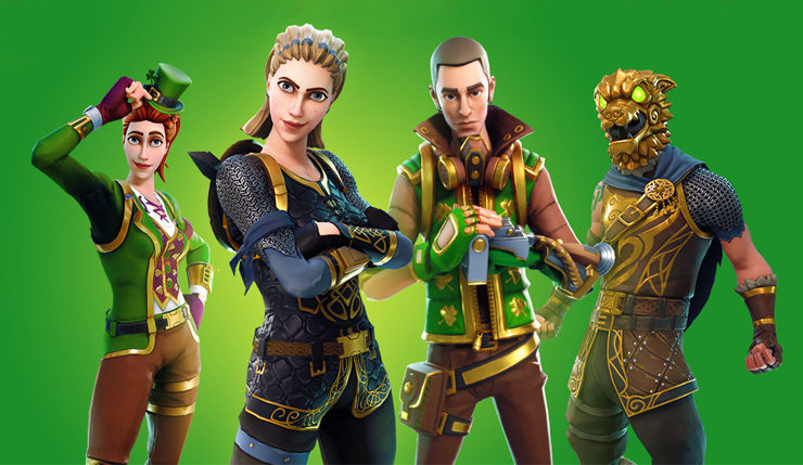 Fortnite patch 3.5 ps4 xbox