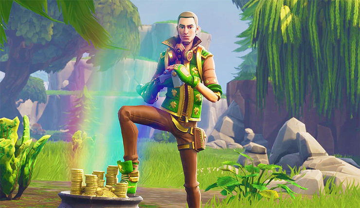 Fortnite Update Drops Adding Supply Llamas Xbox Crossplay And More