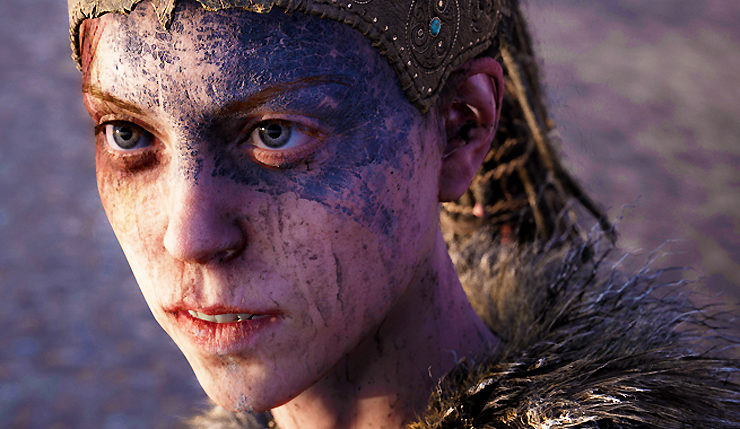 Hellblade patch 1.03 hdr