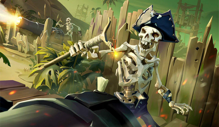 Sea of Thieves patch 1.0.6