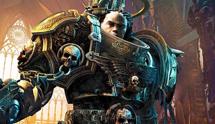 Warhammer 40,000: Inquisitor - Martyr Drops a Full Release