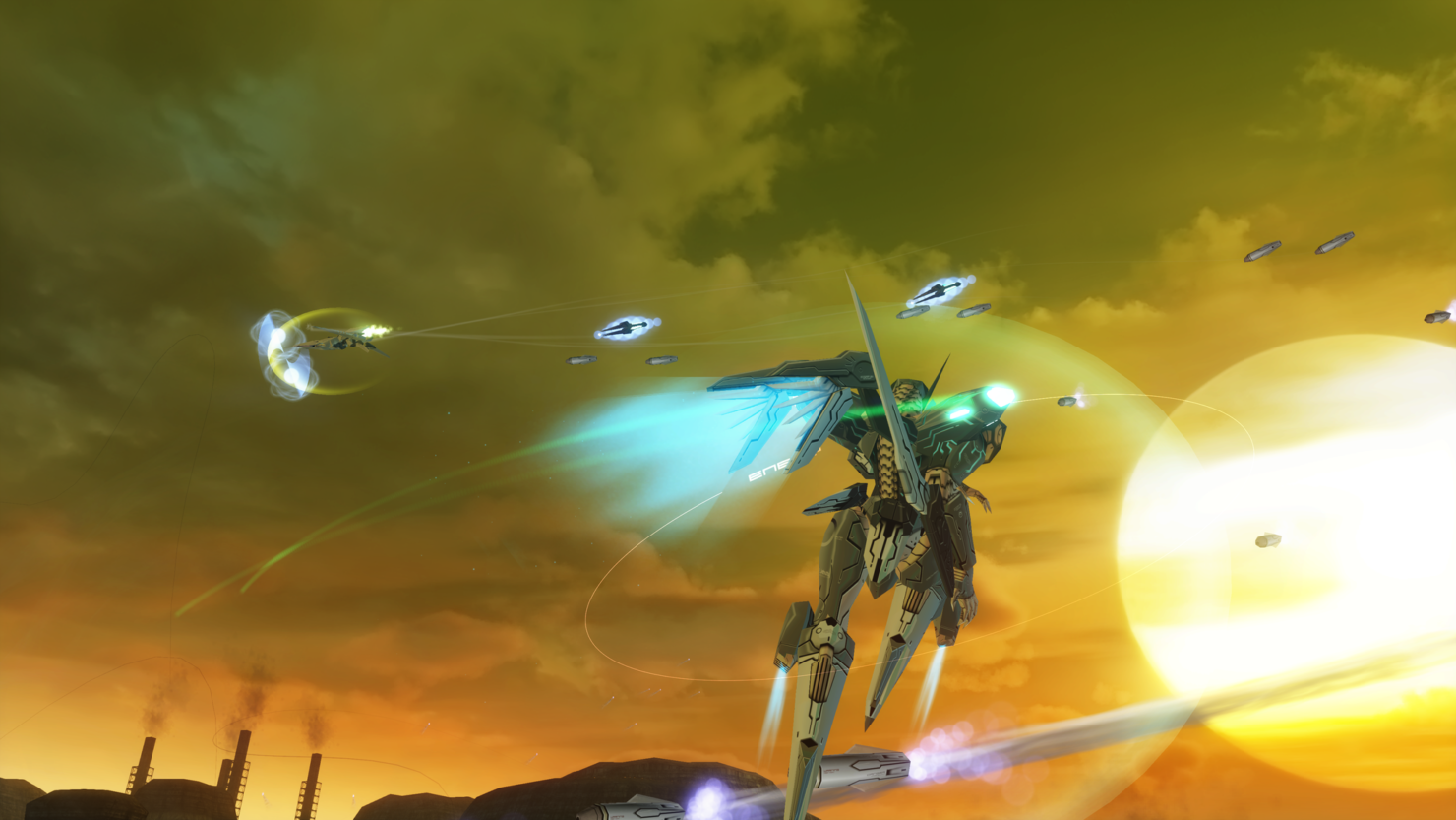 Zone of the Enders The 2nd Runner – M∀RS