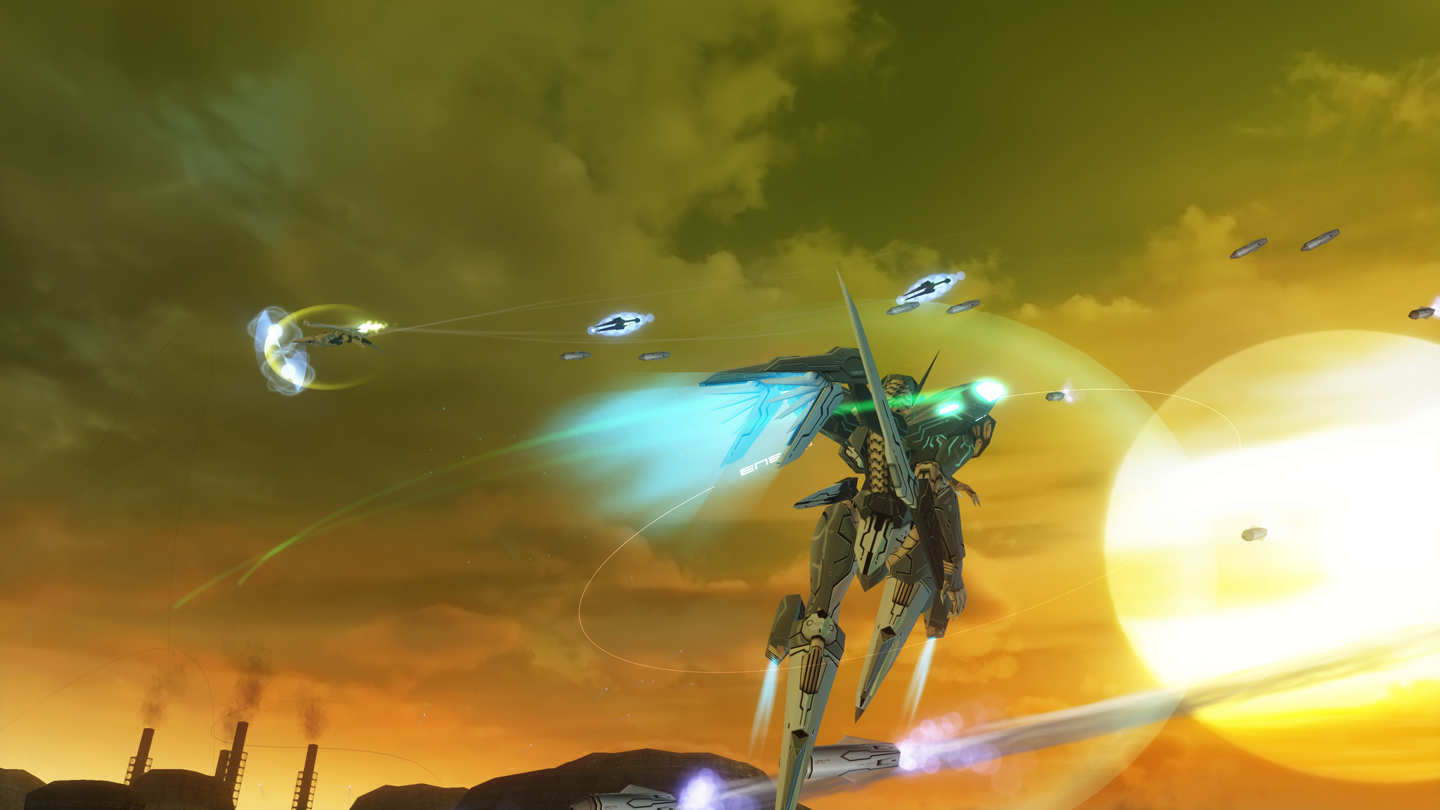Zone of the enders: the 2nd runner full game free pc, download.