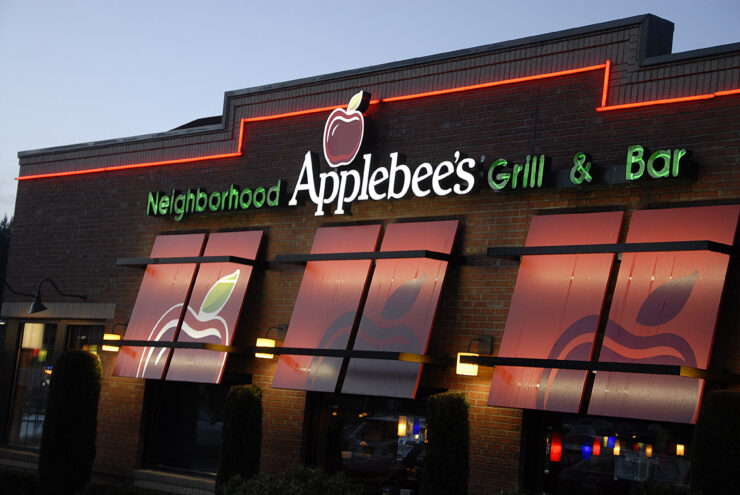 Applebee's hack
