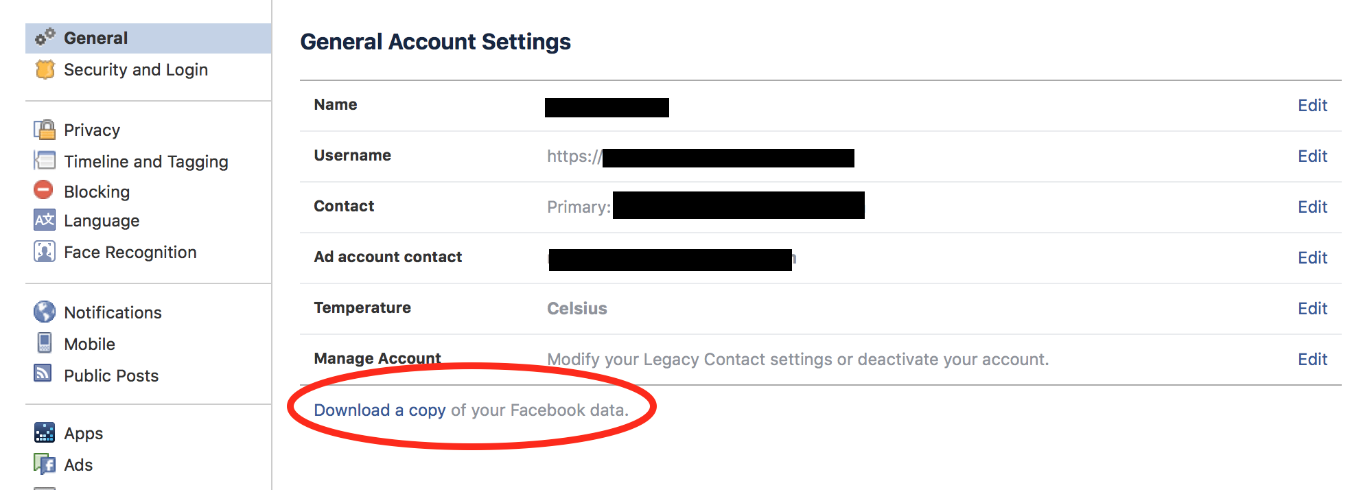 How to Download & Delete Facebook Data Without Deleting Your