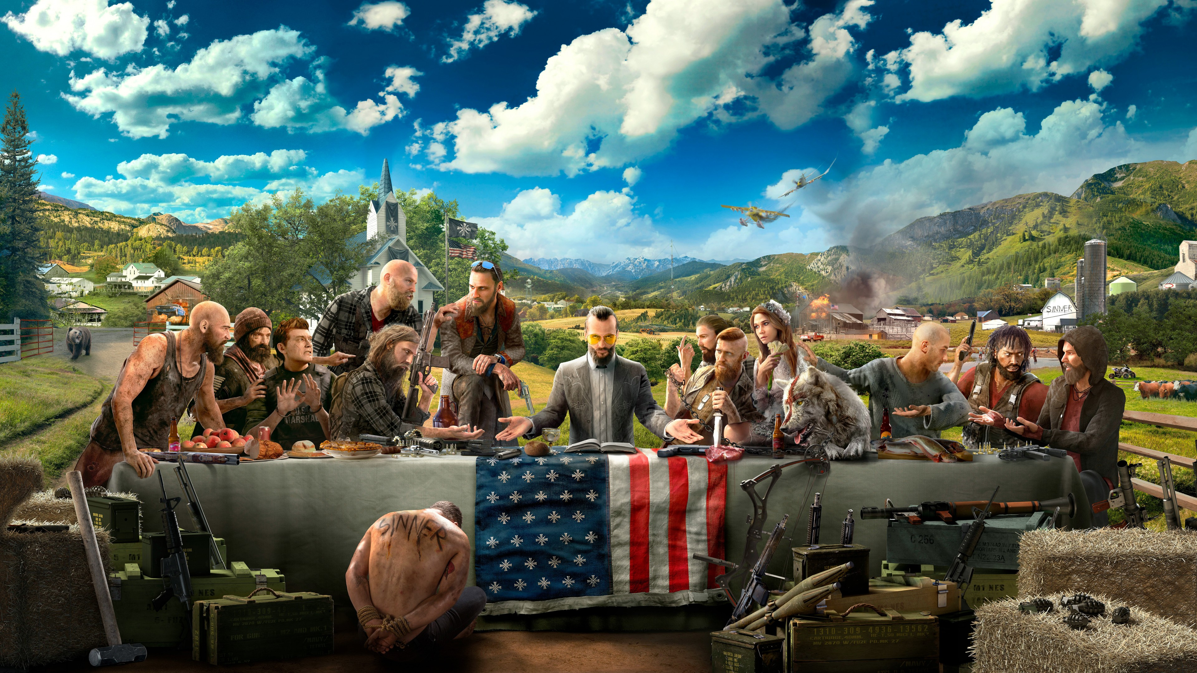 Far Cry 5 Is The Second Biggest Launch In Ubisoft's History