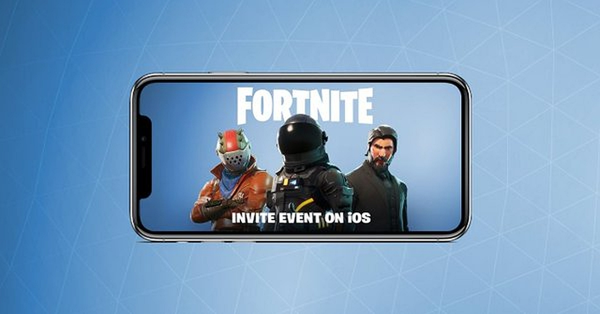 Download Fortnite Battle Royale Official Game For Iphone And Ipad