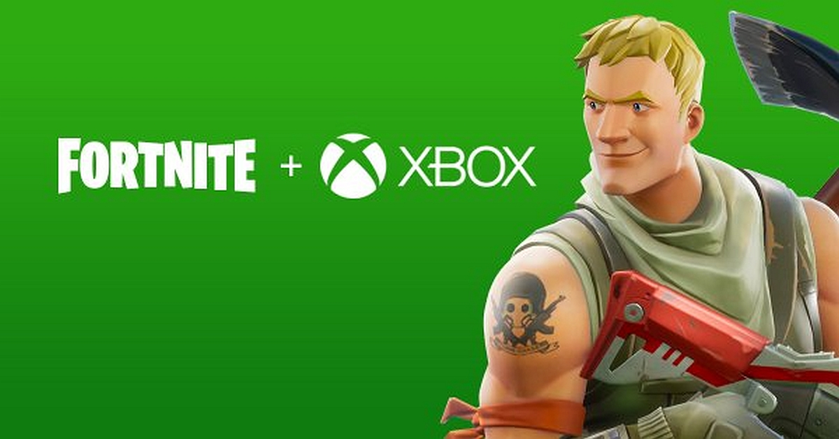 Epic Will Soon Upgrade Fortnite Battle Royale On Xbox One X From