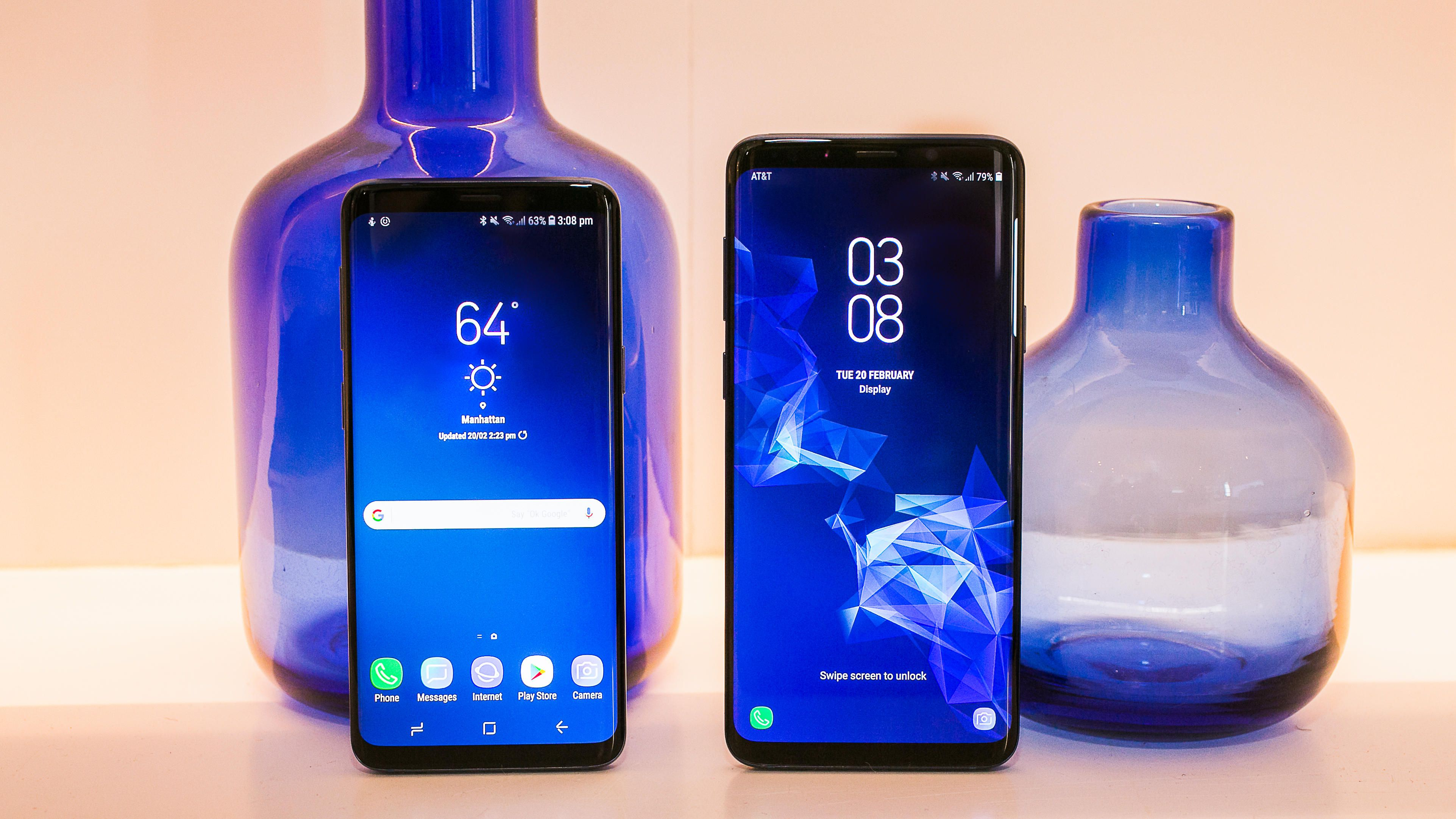 S9 Plus Hintergrund Download: How To Boot Into Samsung Galaxy S9 Download Mode